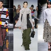 Clap de fin pour la Fashion Week de Londres, sous influences sensuelles et d'ailleurs