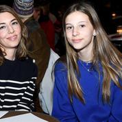 La rare apparition de Romy, la fille de Sofia Coppola, au défilé Marc Jacobs