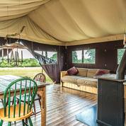 Nos 5 destinations pour du camping chic à la ferme
