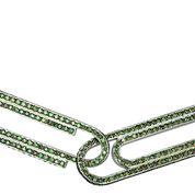 Un trombone en or et diamant, la nouvelle création collector de Virgil Abloh