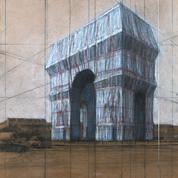 Le credo de Christo, l'artiste défunt qui emballera l'Arc de Triomphe cet automne