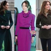 Du vintage au corail : le marathon mode de Kate Middleton en Irlande
