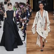 Fashion Week Paris : Valentino et Stella McCartney, à fleur de peau