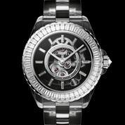 La nouvelle obsession horlogère ? Une montre transparente !
