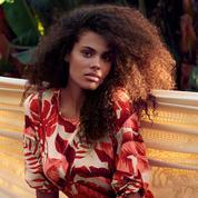 Tina Kunakey, magnétique dans la nouvelle campagne H&M et Johanna Ortiz