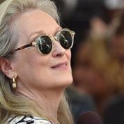 Comme nous, Meryl Streep prend l'apéritif en peignoir sur Zoom
