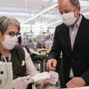 Louis Vuitton va distribuer gratuitement des milliers de masques en tissu