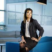 Anne Holmes, directrice de la fiction de France TV :