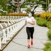 Faut-il porter un masque lorsque l'on court ou pour tout autre sport en extérieur ?