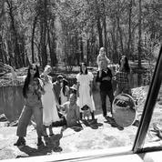 Demi Moore partage des photos de famille, en balade avec Bruce Willis et l'épouse de ce dernier