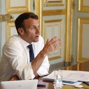Dans l'intimité du président confiné à l'Élysée : les photos d'Emmanuel Macron par Soazig de la Moissonnière