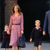 Kate Middleton et le prince William hésitent (eux aussi) à laisser leurs enfants retourner à l'école