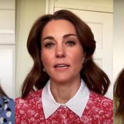 Kate Middleton en visioconférences : tout un marathon mode !