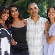 Sasha et Malia Obama accordent leur toute première interview... pour parler de leur mère