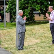 Le prince William, le prince Charles, la princesse Anne... Tout juste déconfinée, la famille royale reprend les visites officielles