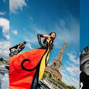 Défilé Balmain automne-hiver 2020-2021 Couture