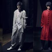 Défilé Yohji Yamamoto Printemps-été 2021 Homme