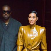 Dans son premier meeting de campagne, Kanye West raconte comment Kim Kardashian a failli avorter