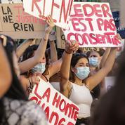 Après l'avènement du Me Too corse, des centaines de femmes manifestent à Ajaccio