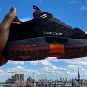 Louis Vuitton dévoile sa première basket de skateboard