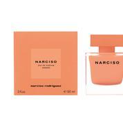 Eau de parfum Ambrée de Narciso Rodriguez. L'été à fleur de peau