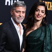 Beyrouth : Amal et George Clooney font don de 100.000 dollars à des associations