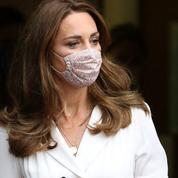 Kate Middleton fait sensation avec son masque Liberty à moins de vingt euros