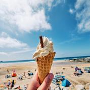 Les cinq étapes pour faire durer le plaisir d'une glace à la plage