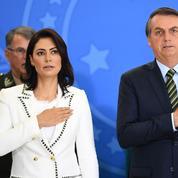 Michelle Bolsonaro, la très pieuse première dame brésilienne rattrapée par les affaires