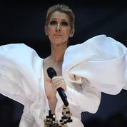 Valérie Lemercier porte les vraies robes de Céline Dion dans son film