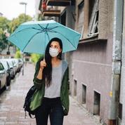 Le masque et la pluie : ce qu'il faut savoir