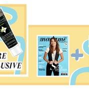 Retrouvez la crème Ensorcelante de Garancia avec votre magazine Madame Figaro