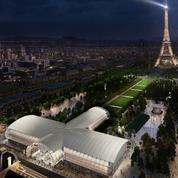Le Grand Palais éphémère, nouveau lieu des défilés Chanel
