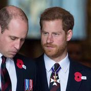 La réconciliation entre les princes Harry et William :