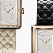 Matelassé, pop, cuir ou métal... 20 montres aux bracelets interchangeables