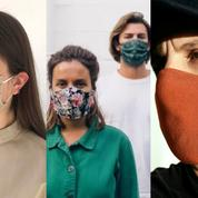 Neuf idées créatives pour rendre le masque moins anxiogène