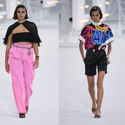 Défilé Chanel Printemps-été 2021 Prêt-à-porter