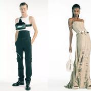 Défilé Givenchy Printemps-été 2021 Prêt-à-porter