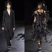 Défilé Yohji Yamamoto Printemps-été 2021 Prêt-à-porter