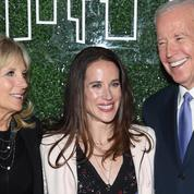 Ashley, la discrète benjamine du clan Biden