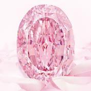 26,6 millions de dollars, c'est le nouveau record battu par ce diamant rose chez Sotheby's Genève