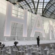 Once upon a time… in Chanel, le décor cinéma du défilé au Grand Palais