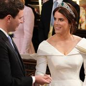 Le créateur Zac Posen dévoile un cliché inédit du mariage de la princesse Eugénie