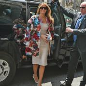 La veste à 51.000 dollars et autres faux pas diplomatico-mode de Melania Trump