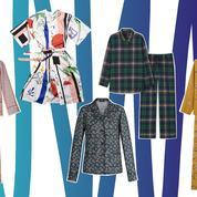 Le pyjama c'est chic : et si on adoptait le vestiaire de nuit en plein jour ?