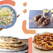 Brochette bœuf-fromage, cheese naan, riz cantonais… Ces spécialités qui n'en sont pas dans leur pays