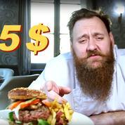 En vidéo, un chef de Romorantin se moque gentiment des Américains pour vanter ses burgers