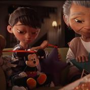 La vidéo de Noël Disney 2020 pour croire encore à