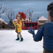 L'amour est le plus beau des cadeaux, selon cette adorable publicité de Noël