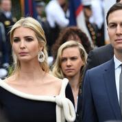 Ivanka Trump et Jared Kushner, un couple modèle à l'épreuve de la défaite